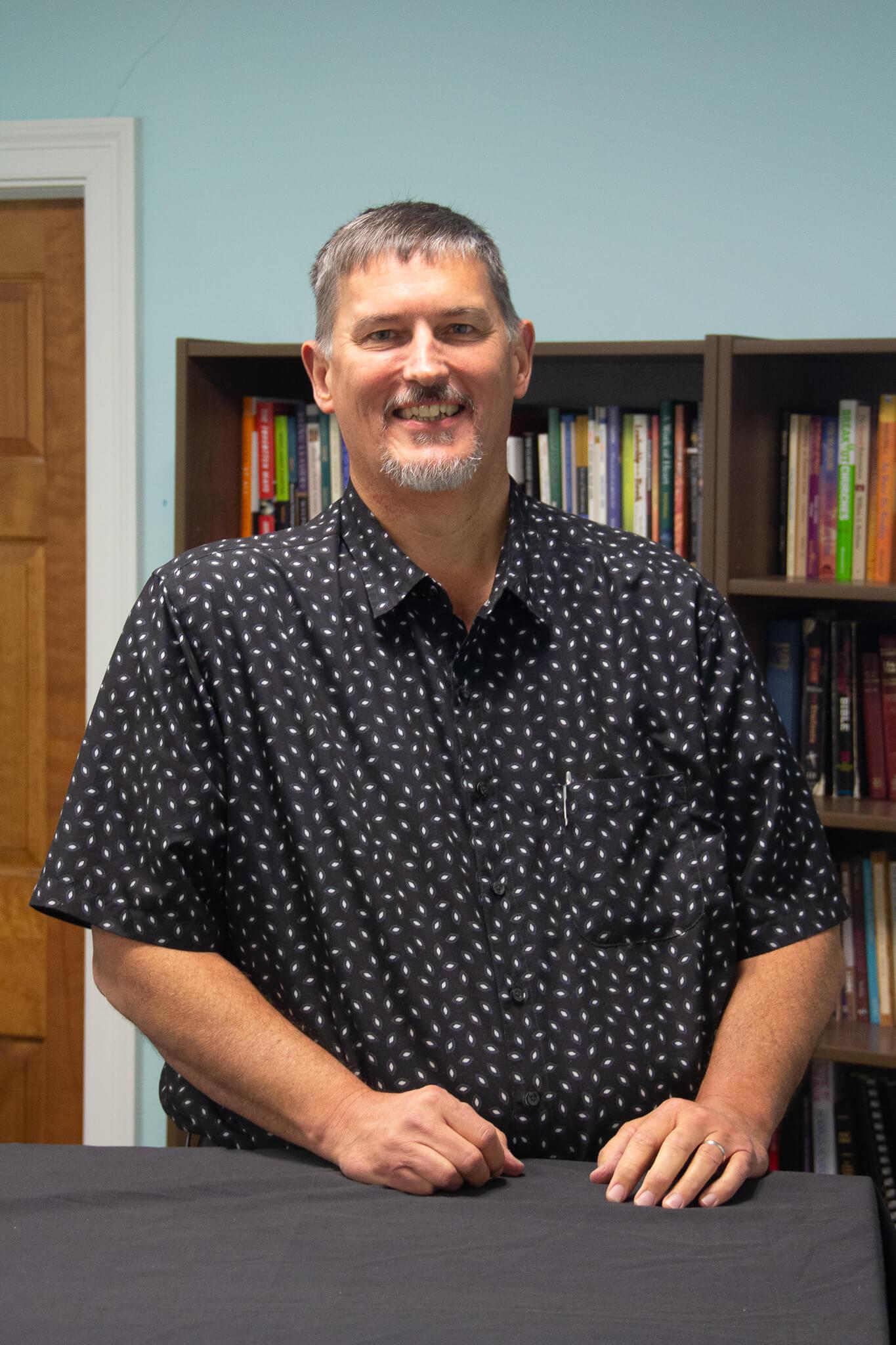 Ron Crawford's Bio Image